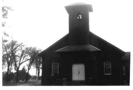 Early church photo